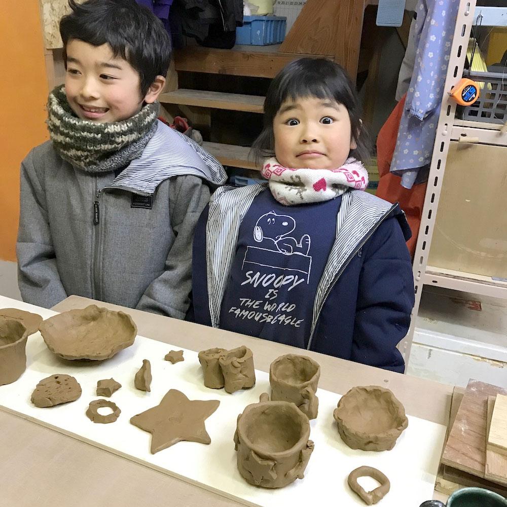 ウサジ工房の陶芸体験は、 こんな方におすすめ!